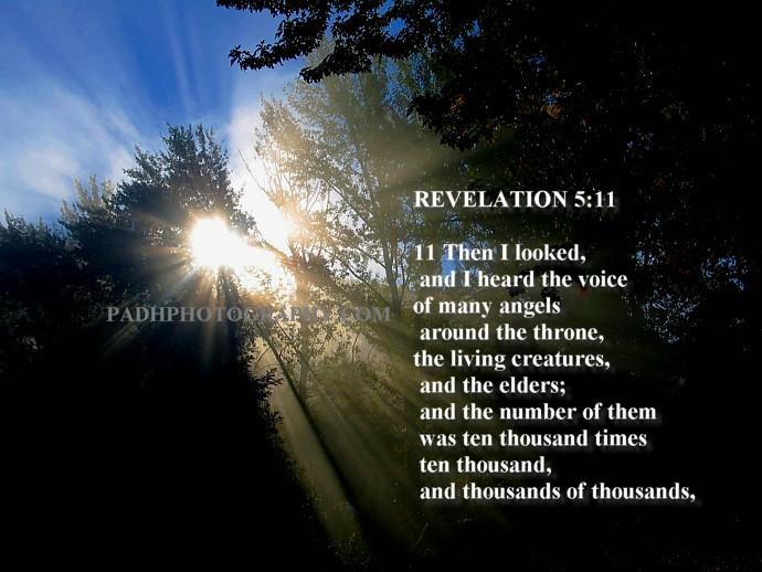 REVELATION 5:11