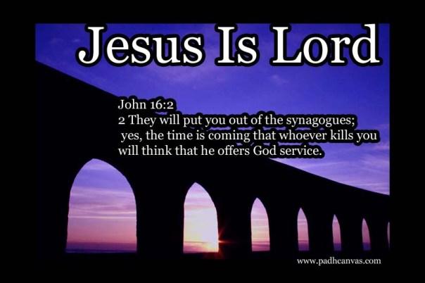 John 16:2