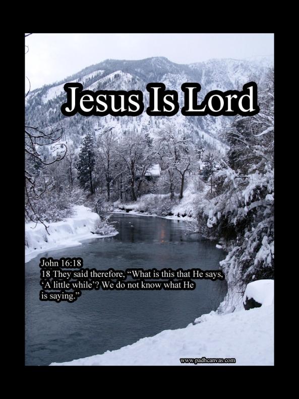 John 16:18