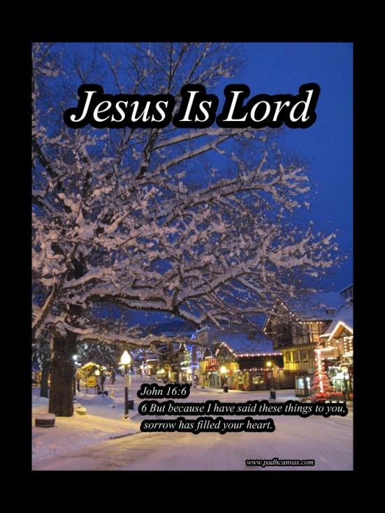 John 16:6