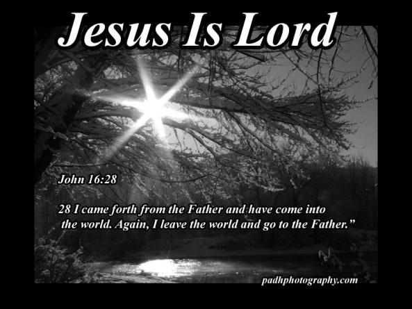 John 16:28