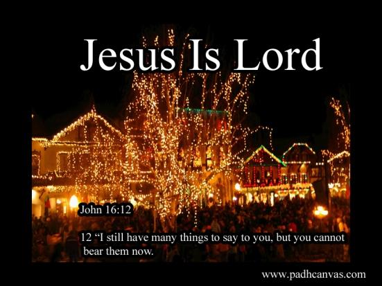 John 16:12