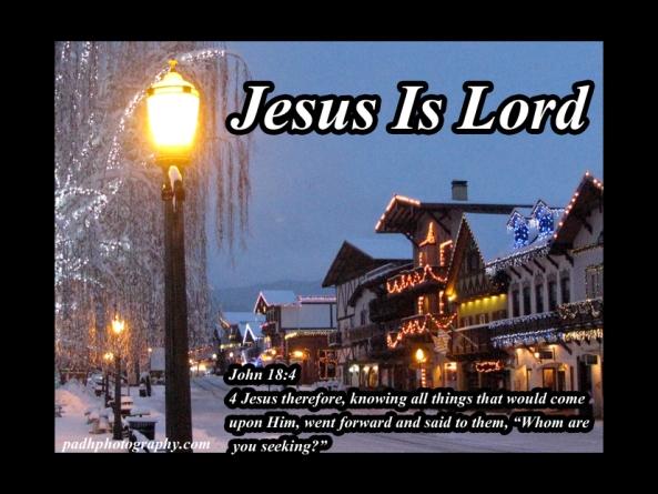 John 18 :4