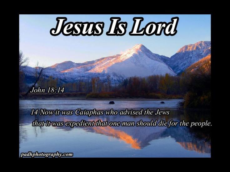 John 18:14