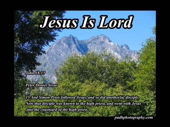 John 18:15
