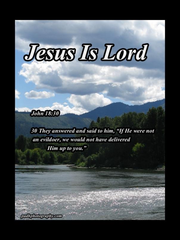 John 18:30