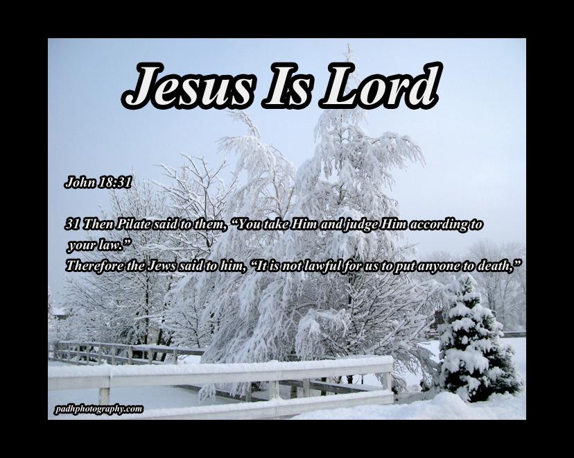 John 18:31