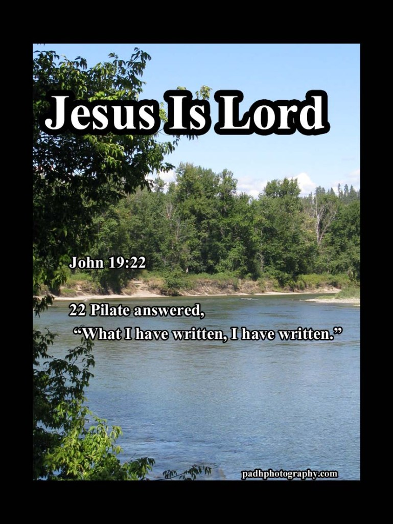 John 19: 22