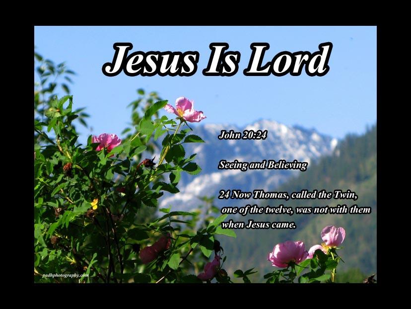 John 20:24