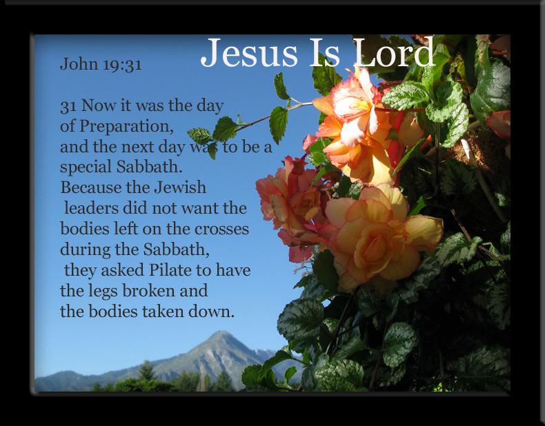 John19: 31