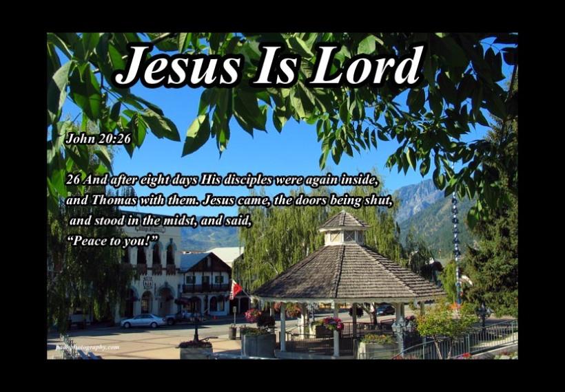 John 20:26