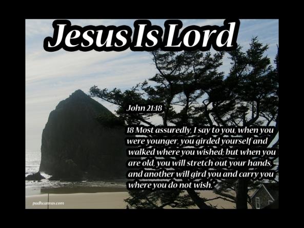 John 21: 18