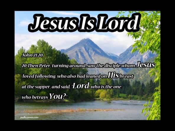 John 21:20