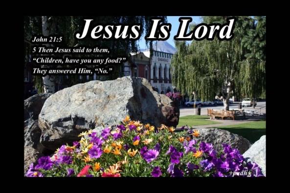John 21 :5