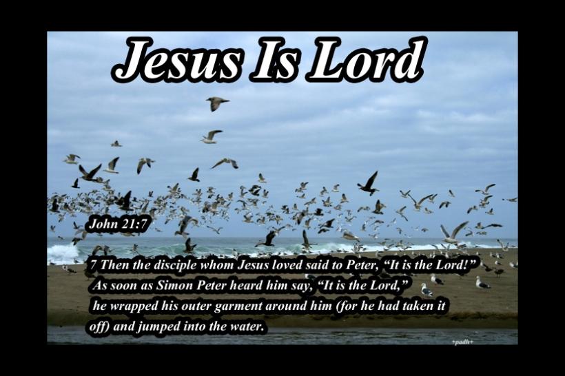 John 21: 7