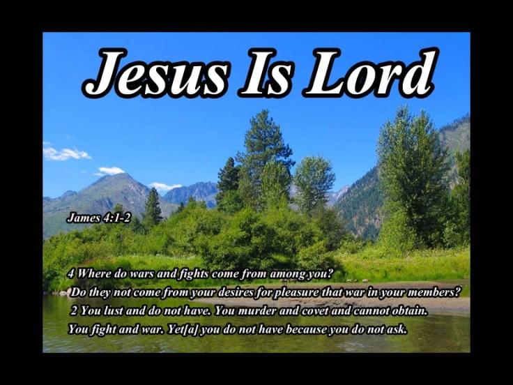 James 4 1 2