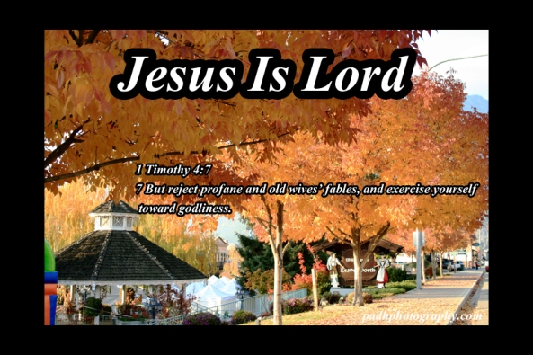 1 Timothy 4 7