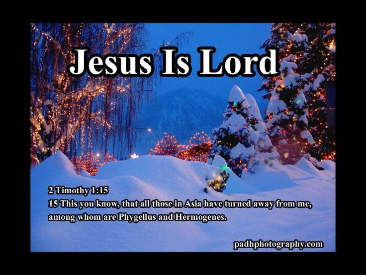 2 Timothy 1 15
