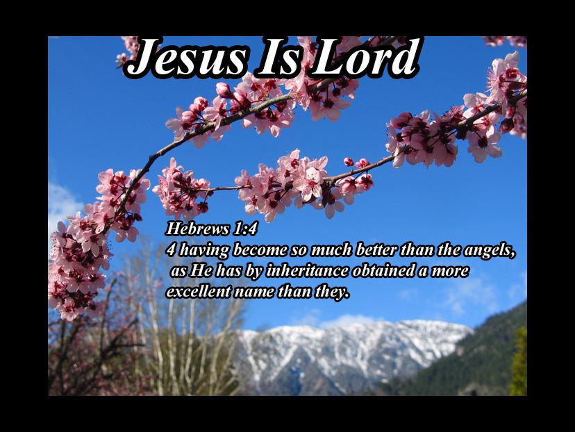 Hebrews 1 4
