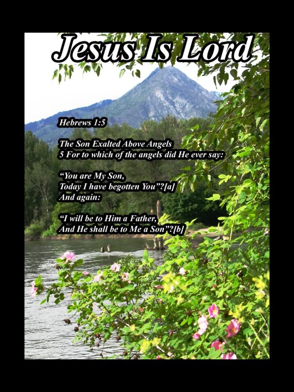Hebrews 1 5