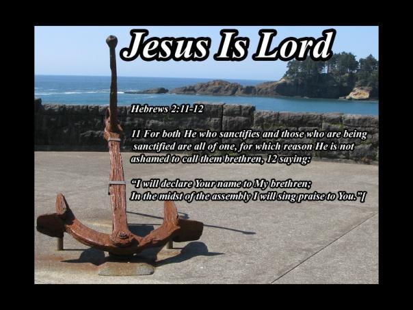 Hebrew 2 11 12