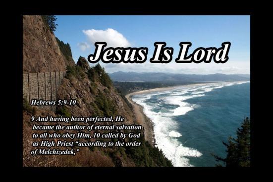 Hebrews 5 9