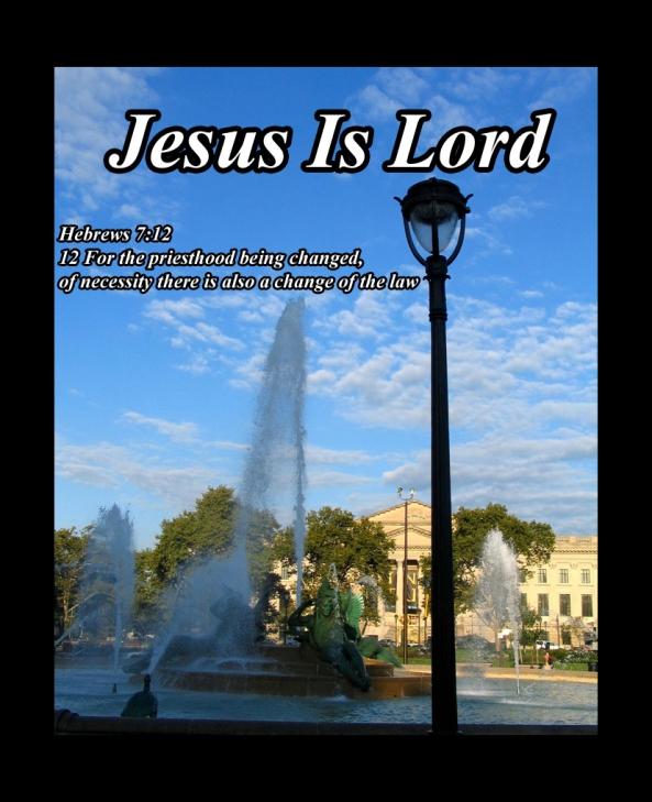 Hebrews 7 12