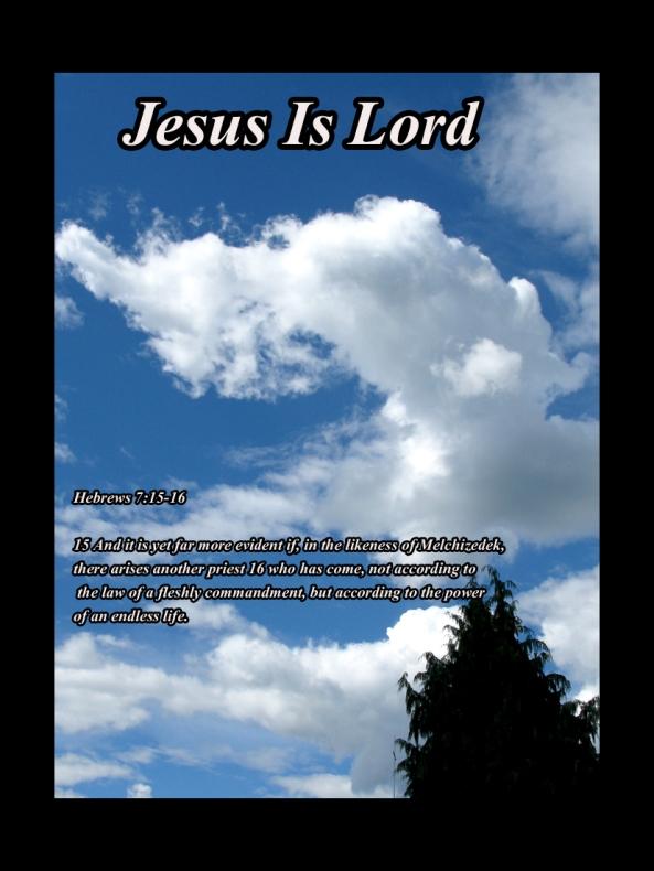 Hebrews 7 1516