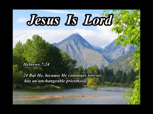 hebrews 7 24