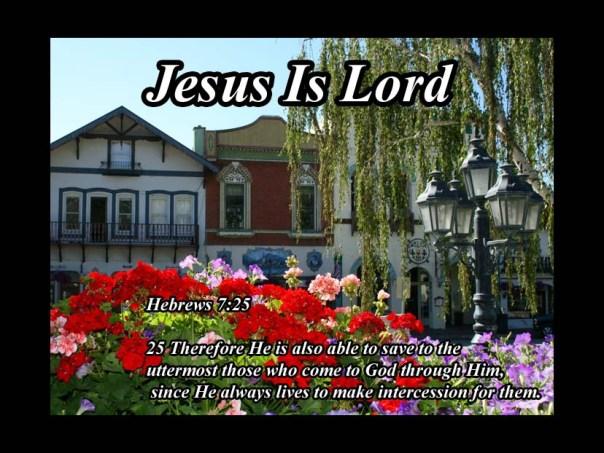 Hebrews 7 25