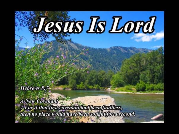 Hebrews 8 7